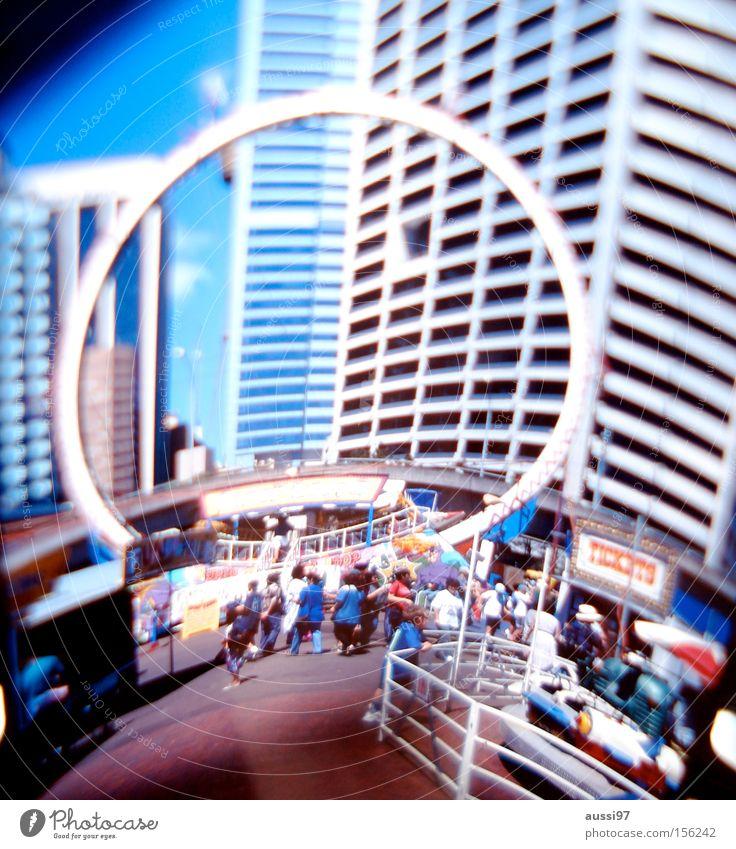 Circle Industry Fairs & Carnivals Trade fair Exhibition Ferris wheel Science Fiction