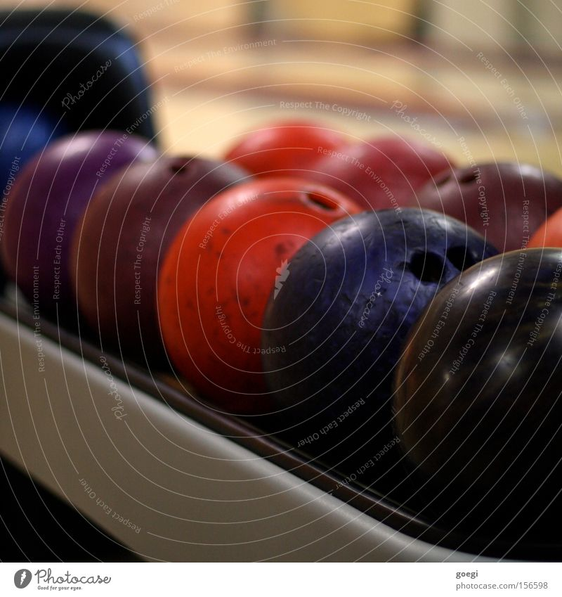 strike Colour photo Multicoloured Interior shot Joy Leisure and hobbies Playing Sports Sporting event Sphere Bowling Bowling alley bowlingcenter