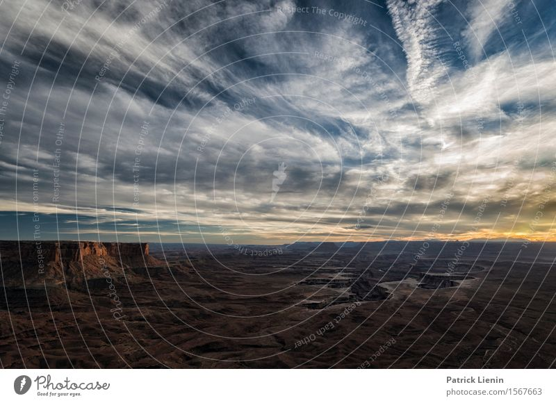 Canyonlands Life Harmonious Well-being Contentment Vacation & Travel Tourism Trip Adventure Far-off places Freedom Summer Mountain Environment Nature Landscape