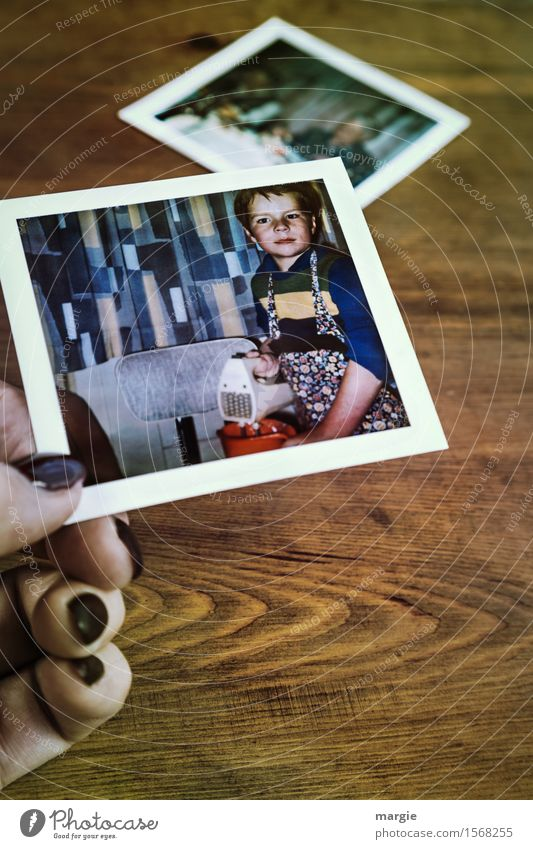 Baking is fun! Photo of a little boy with apron stirring the dough Nutrition Leisure and hobbies Cook Kitchen Masculine Child Boy (child) 1 Human being