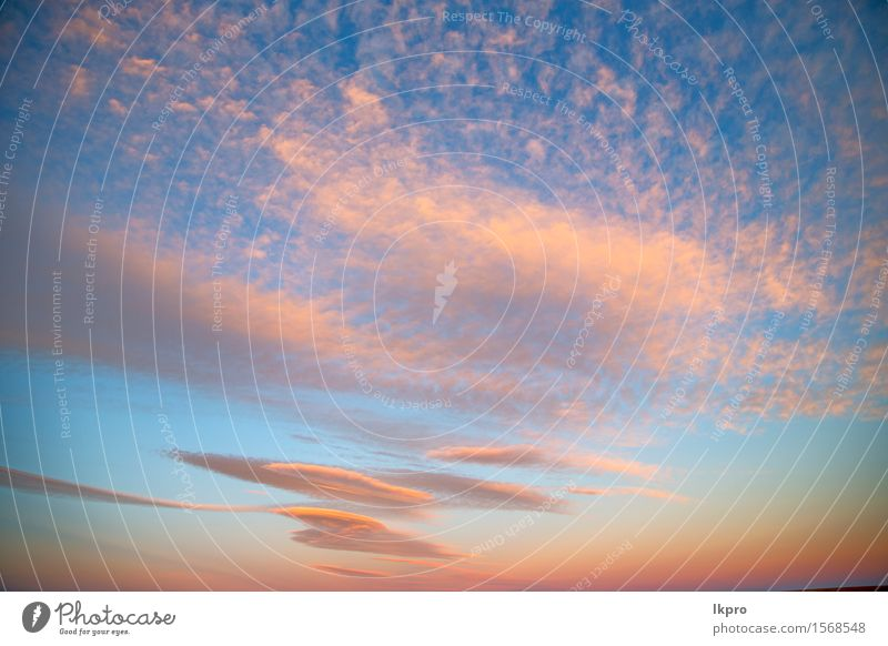soft clouds and abstract background Beautiful Freedom Sun Decoration Wallpaper Environment Nature Sky Clouds Weather Bright Natural Soft Red Colour Peace Idyll