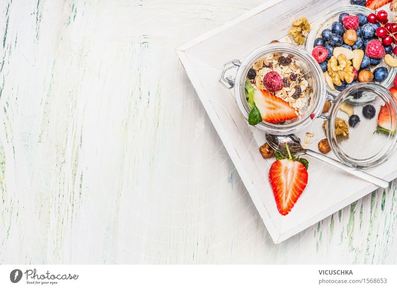 Summer Healthy Eating Life Style Background picture Lifestyle Food Design Fruit Living or residing Glass Nutrition Table Fitness Grain Organic produce
