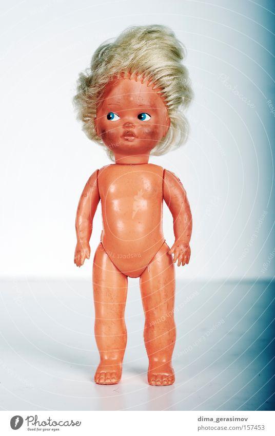 Doll 3 Blue Eyes Colour Legs Fear Body Hair Lips Doll Panic Horror Nightmare Move (board game)