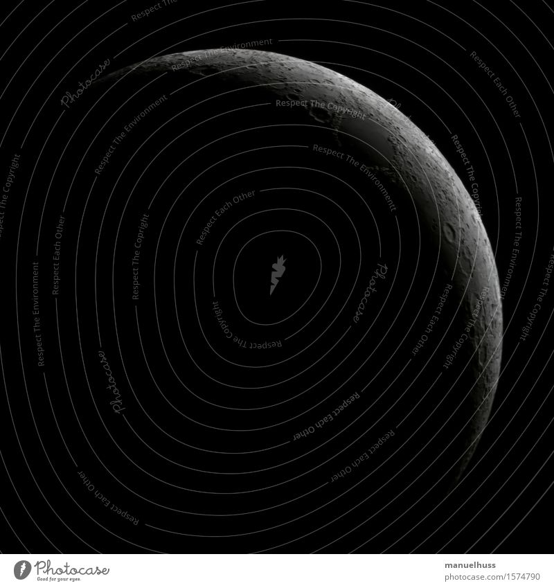 Sky White Far-off places Black Mountain Gray Large Universe Moon Night sky Telescope Moonlight Volcanic crater Astronomy Crater rim Moonstruck