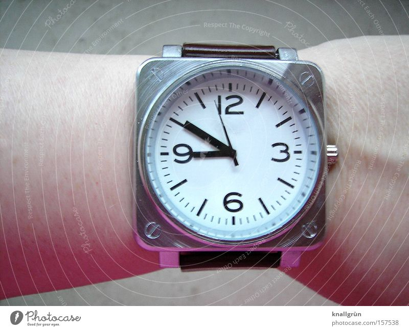 Arm Time Future Clock Digits and numbers Transience Luxury Past Date Present Day Clock hand Wristwatch