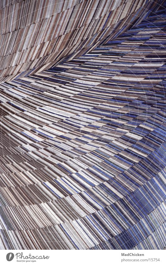 Architecture Design Europe Abstract Work of art Paris France Sculpture Mosaic Modern architecture La Défense