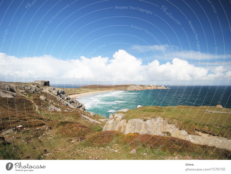 Sky Nature Beautiful Ocean Landscape Clouds Environment Life Lanes & trails Autumn Natural Coast Time Rock Horizon Waves