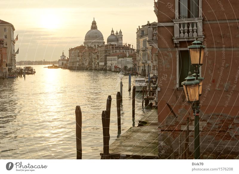 Vacation & Travel Sun House (Residential Structure) Warmth Spring Religion and faith Tourism Church Italy Beautiful weather Romance Historic Longing