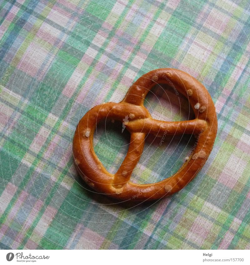 Nutrition Feasts & Celebrations Delicious Baked goods Feeble Checkered Pretzel Salty Nibbles Savory snacks