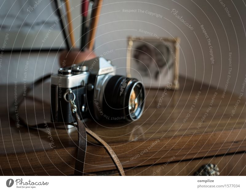 old analog camera Lifestyle Leisure and hobbies Vacation & Travel Living or residing Flat (apartment) Interior design Decoration Room Feasts & Celebrations
