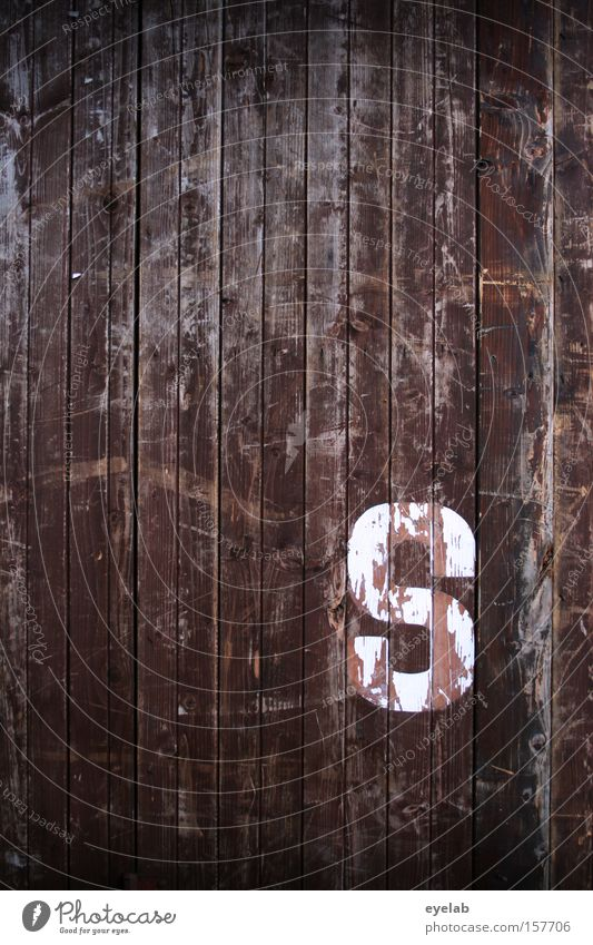 """""""S"""" is ready. Wood Wall (building) Scratch mark Smear Wooden wall Hut Building Letters (alphabet) Typography Word Detail Characters Communicate syllable White"""