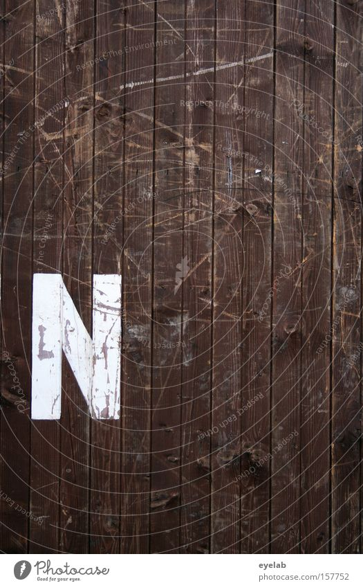 n Wood Wall (building) Scratch mark Smear Wooden wall Hut Building Letters (alphabet) Typography Word Detail Characters Communicate N syllable White Brown Old