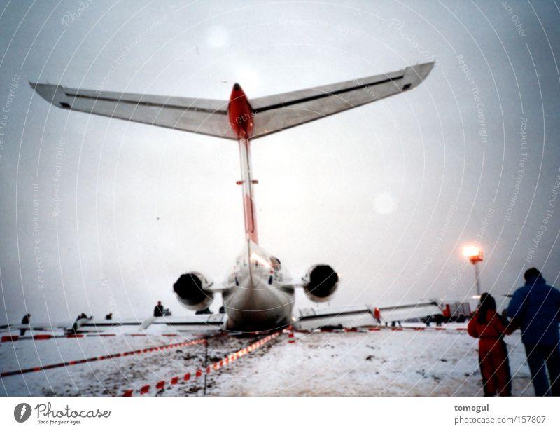 Happy Airplane Aviation Dangerous Pain Disaster Feeble Jet Passenger plane High-output Emergency landing