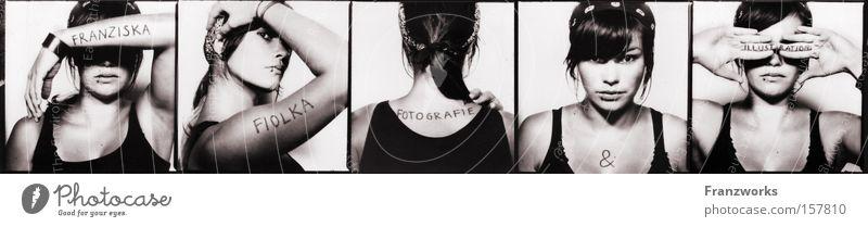 Portrait photograph Black & white photo Photography Art Planning Design Camera Things Services Illustration Creativity Photographer Self portrait Senses