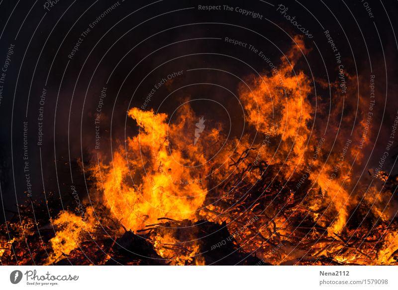 Summer Joy Spring Moody Orange Fantastic Threat Fire Blaze Smoke Hot Burn Flame Glow Fireplace Spark
