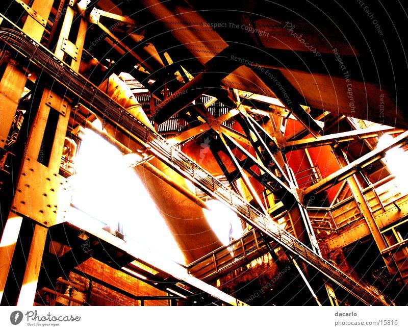 Industry Steel Rust