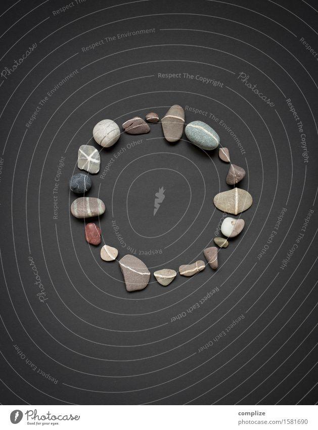 Stone Circle - Infinity Healthy Wellness Harmonious Well-being Senses Relaxation Calm Spa Massage Sauna Steam bath Environment Nature Elements Garden Park Rock
