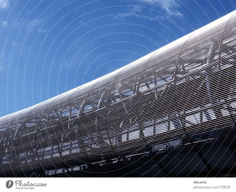 Sky Metal Architecture Duesseldorf Bridge Düsseldorf airport