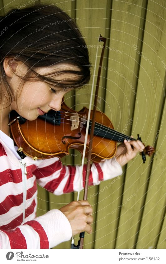 Youth (Young adults) Music Education Concert Concentrate Musical notes Musical instrument Song Violin Classical String instrument Violin bow