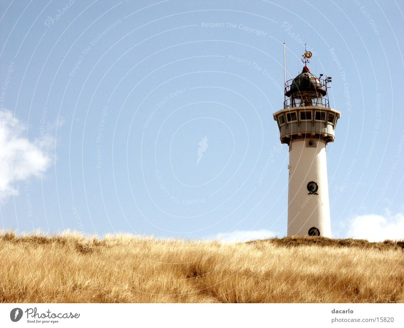 Ocean Beach Coast Lighthouse