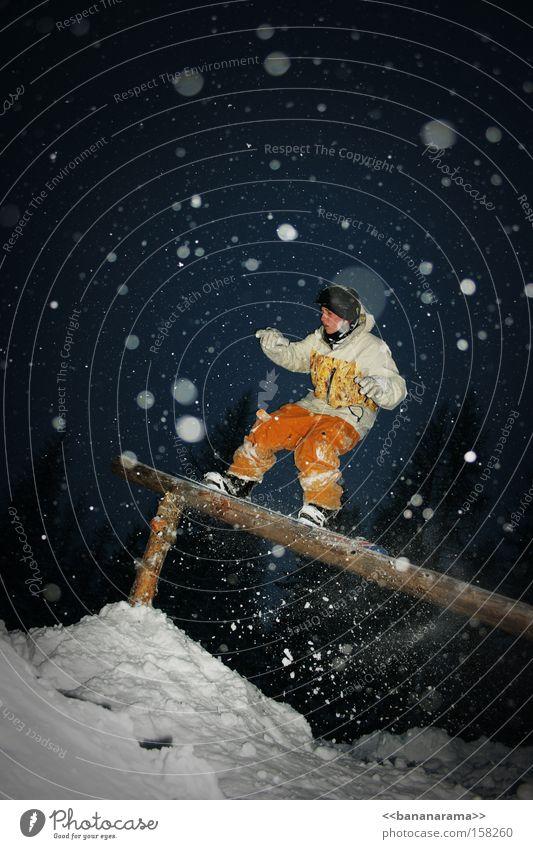 Joy Snow Action Connection Snowflake Winter sports Funsport Amusement Park Snowboarder Powder snow Sports