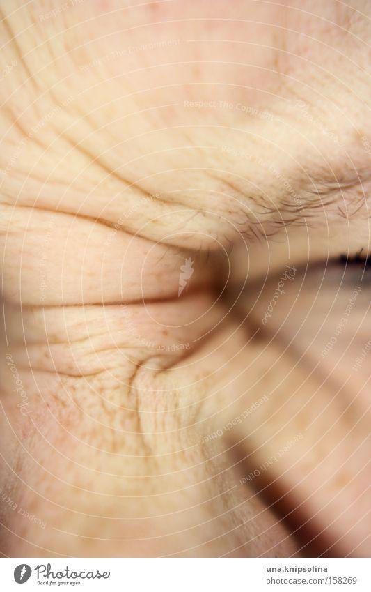 Human being Old Laughter Skin Nose Wrinkle Grimace Freckles Narrowed Sneezing
