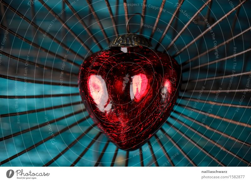 Blue Beautiful Red Loneliness Life Love Wood Happy Metal Retro Glass Idyll Heart Mysterious Symbols and metaphors Longing