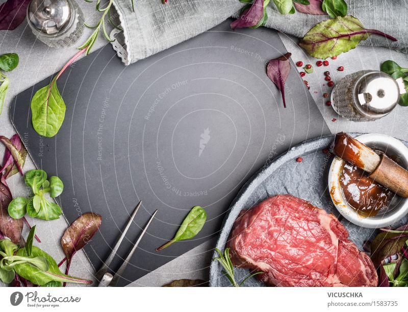 Healthy Eating Dish Style Food Party Design Nutrition Table Herbs and spices Kitchen Vegetable Organic produce Restaurant Barbecue (event) Blackboard Plate