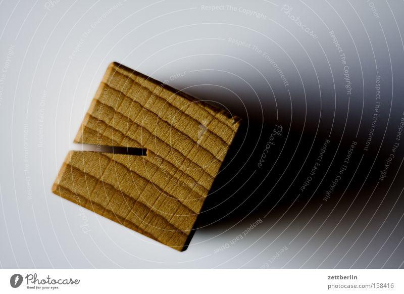 wood Wood Block Slit Cube Wood grain Square Things wooden block wood slot block slot slotted block wood block slot slitting block wood
