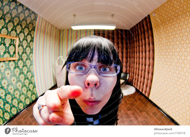 Fisheye Room Fingers Crazy Arrangement Wallpaper Moving (to change residence) Indicate Pushing Marvel Forefinger Tidy up To wallpaper Children's room Playroom