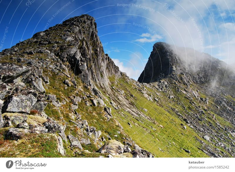 Sky Nature Sun Landscape Clouds Natural Grass Rock Wild Power Esthetic Success Beautiful weather Adventure Peak Infinity