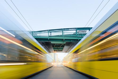 rush hour Vacation & Travel Tourism Career Success Capital city Train station Transport Means of transport Passenger traffic Public transit Rush hour