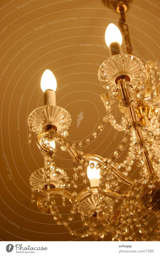 Lighting Feasts & Celebrations Lamp Bright Living or residing Noble Chandelier