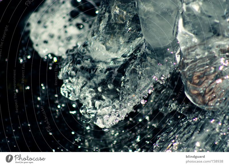 Water Winter Cold Movement Ice Glittering Frost Clarity Frozen Considerable Freeze Inject Flow Motionless Climate change