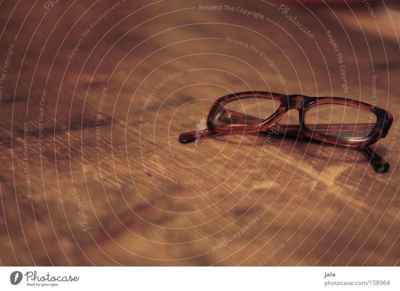 Wood Brown Glass Eyeglasses Frame Lens Vision Optics Framework Reading glasses
