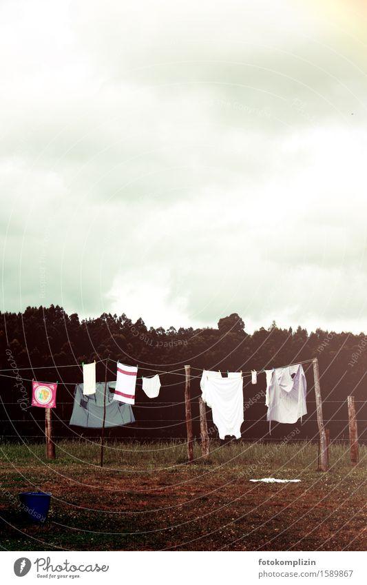 Dark Brown Clothing Rope Hang Nostalgia Laundry Underwear Clothesline Homesickness