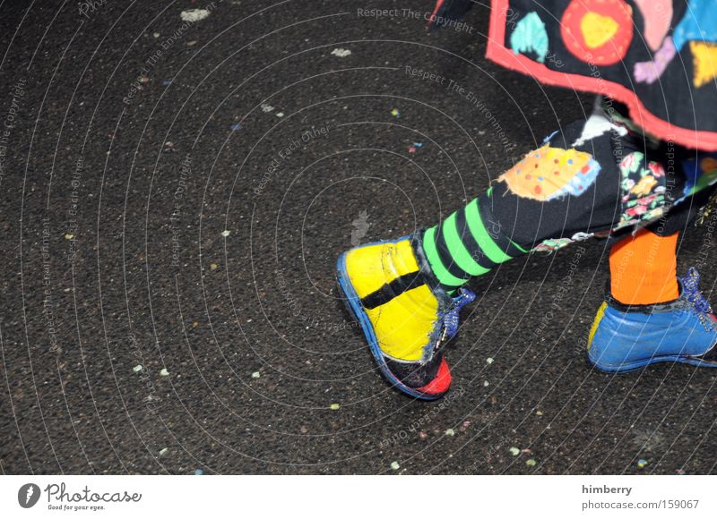 Joy Art Culture Asphalt Carnival Event Clown Circus Carnival costume Toys Costume Doll Profession Kasper