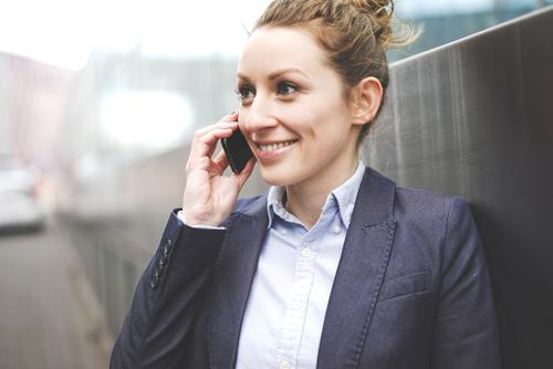 Mobile Professional training Apprentice Internship Academic studies Telecommunications Business Career Success To talk Team PDA Technology Feminine 1