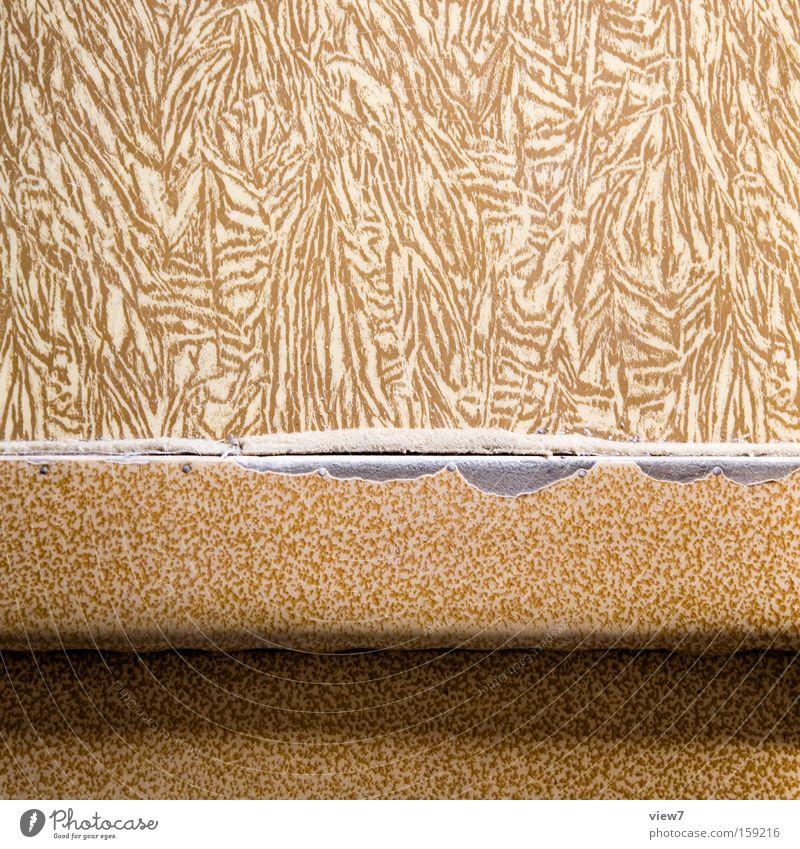 Beautiful Old Room Arrangement Ground Floor covering Tracks Detail Hallway Surface Exchange Annihilate Useful Advantage Linoleum