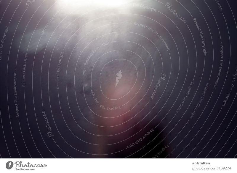 Human being Face Lamp Dark Fog Bathroom Mirror Ghosts & Spectres  Erudite