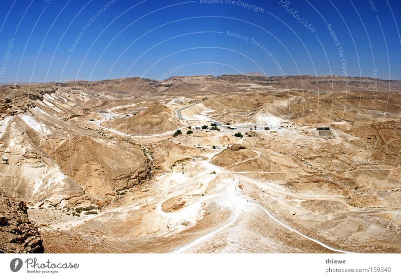 Far-off places Stone Sand Brown Large Earth Empty Desert Hot Hill Dry Dust Drought Sparse Ramp