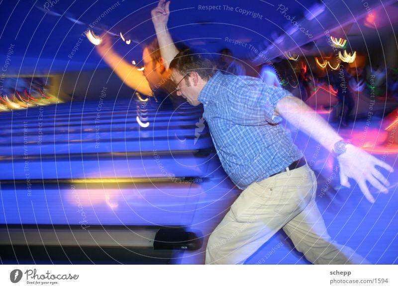 Sports Movement Bowling Nine-pin bowling