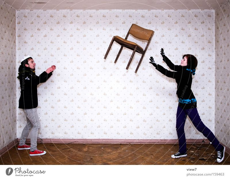 Human being Joy Small Art Room Cute Chair Artist Catch Stage play Furniture Trashy Frame Throw Surrealism Location