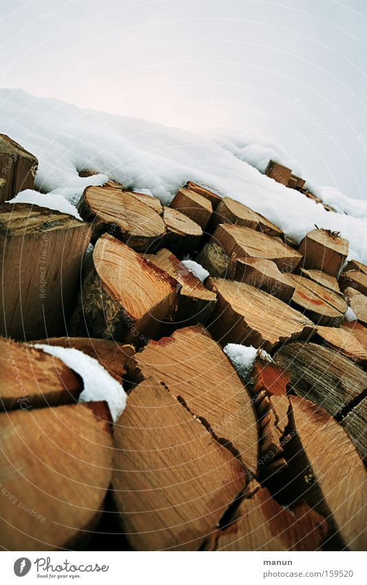 Nature Winter Cold Warmth Natural Snow Wood Flat (apartment) Ice Frost Agriculture Furniture Craft (trade) Safety (feeling of) Forestry Heating
