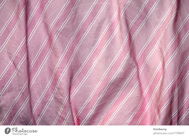Good morning Bedclothes Cloth Duvet Pink Laundry Striped Household Sunday morning Iron Bedroom Clothing ironing