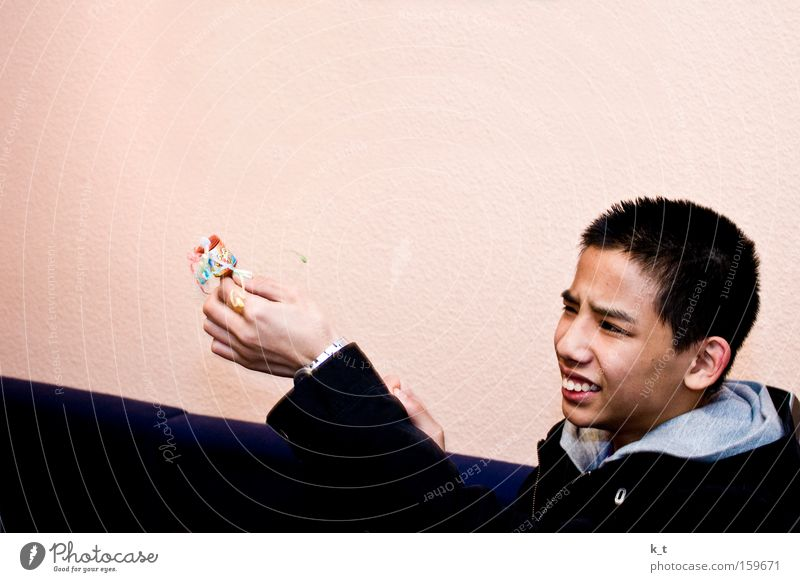 Firecrackers respect New Year's Eve Fear Feasts & Celebrations Asians Frightening Youth (Young adults) Respect Boy (child)