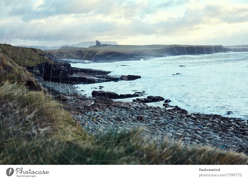 mullaghmore Vacation & Travel Tourism Trip Adventure Far-off places Freedom Waves Environment Nature Landscape Coast Ocean Ireland Discover Relaxation Esthetic