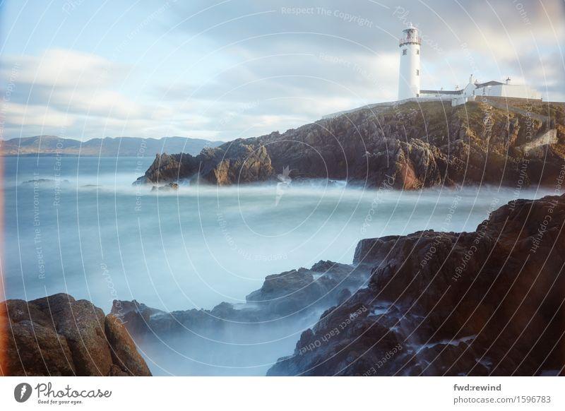 Vacation & Travel Ocean Landscape Far-off places Life Coast Building Freedom Tourism Dream Power Success Wait Energy Trip Joie de vivre (Vitality)