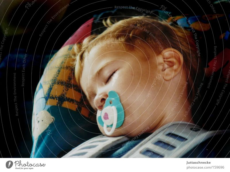 Little Angel Child Boy (child) Fatigue Sleep Contentment Soother Child seat Safety (feeling of) Sweet Sincere Baby Motoring Toddler Peace Exhaustion