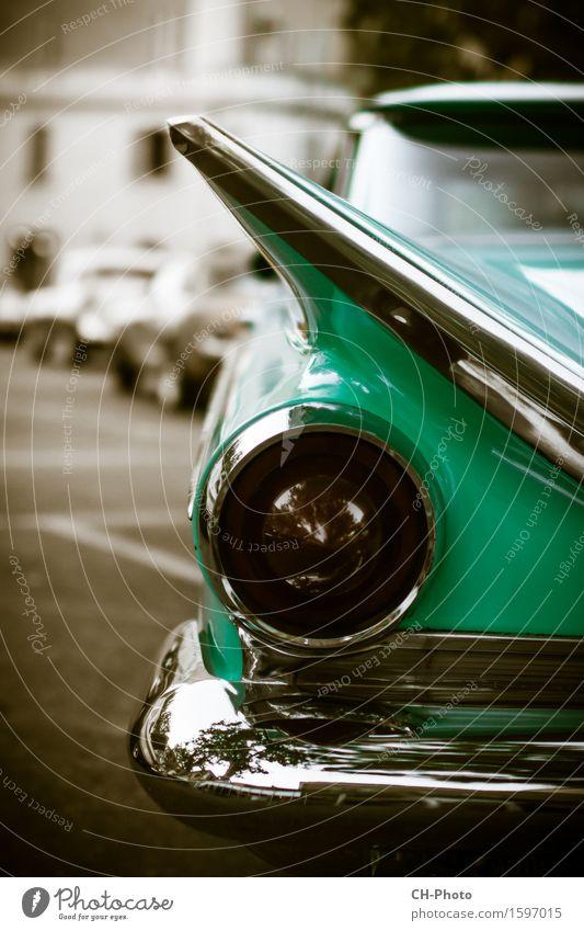 Park Car Retro Vintage Cuba Vintage car Taxi Rockabilly Rock'n'Roll